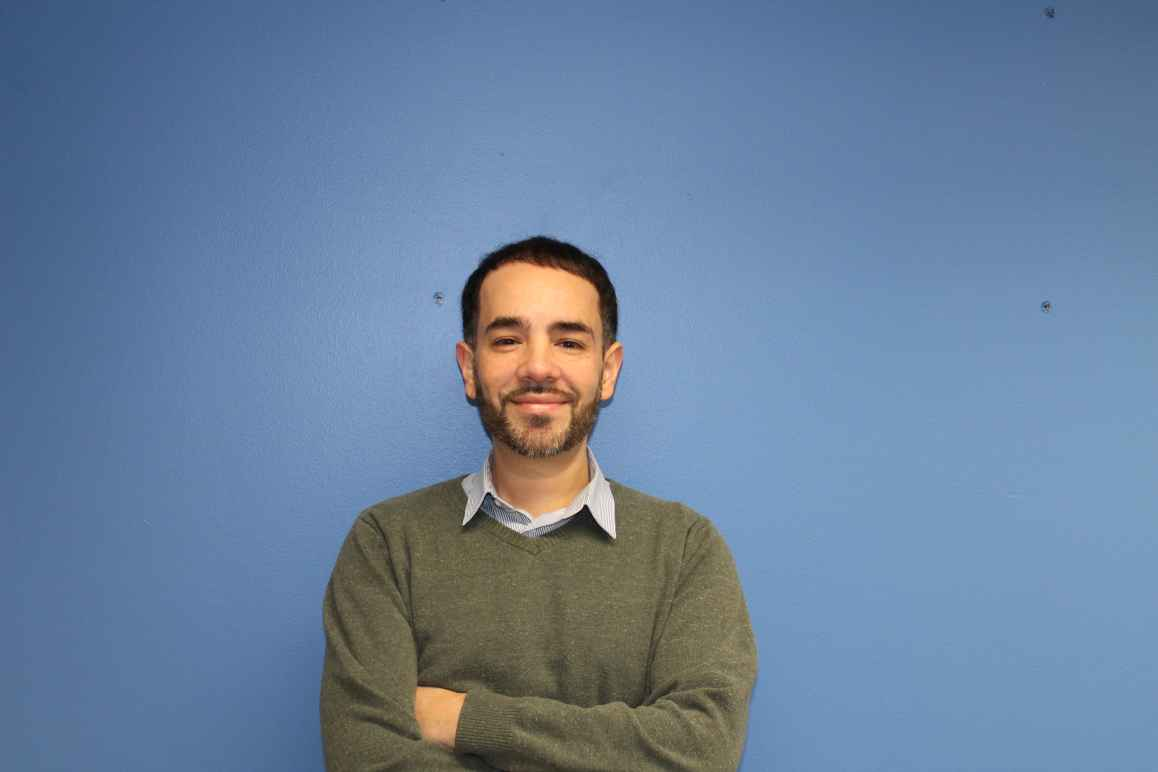 ACLU of Connecticut / ACLU-CT communications associate Rafael Rosario