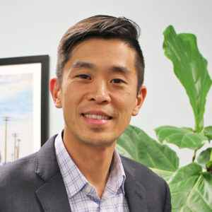 Richard Cho, Executive Director of the Connecticut Coalition to End Homelessness