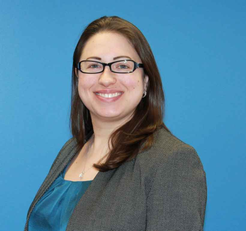 Photo of Kaley Lentini, legislative counsel for the ACLU of Connecticut (ACLU-CT)