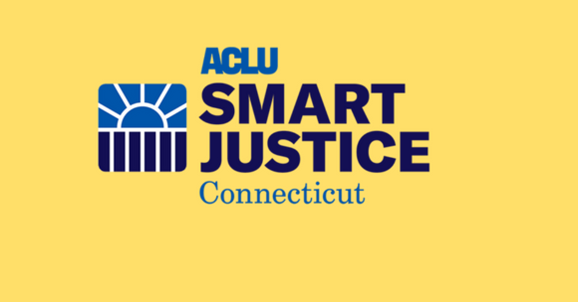 ACLU Smart Justice Connecticut logo web banner