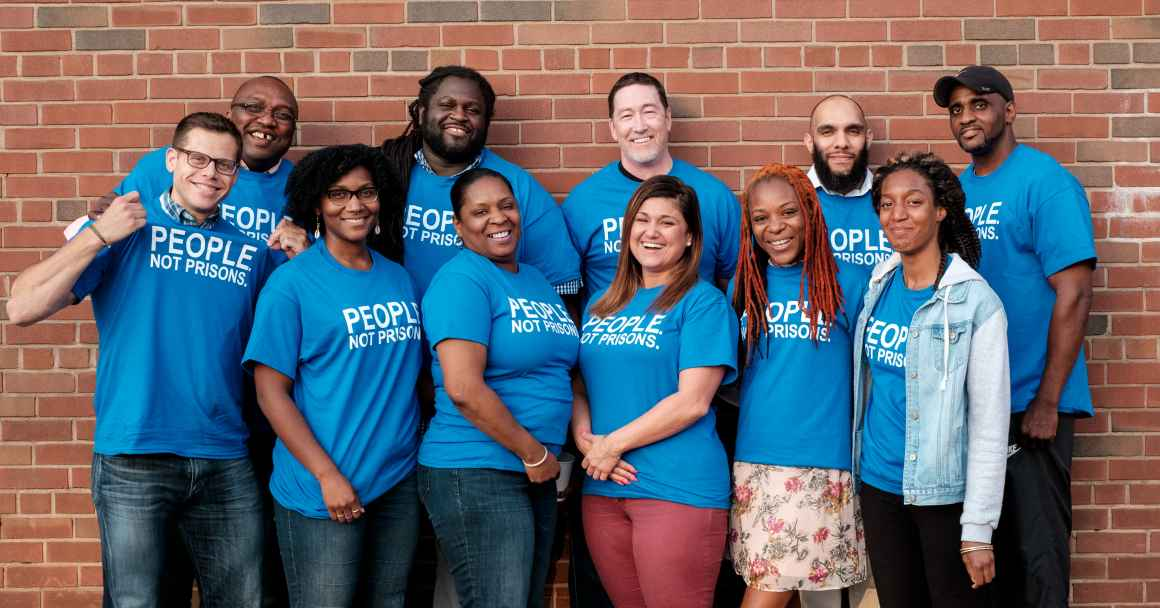 ACLU Smart Justice Connecticut group photo